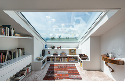 Stebler glashaus produkte dachfenster s 209 for Dimensioni standard velux
